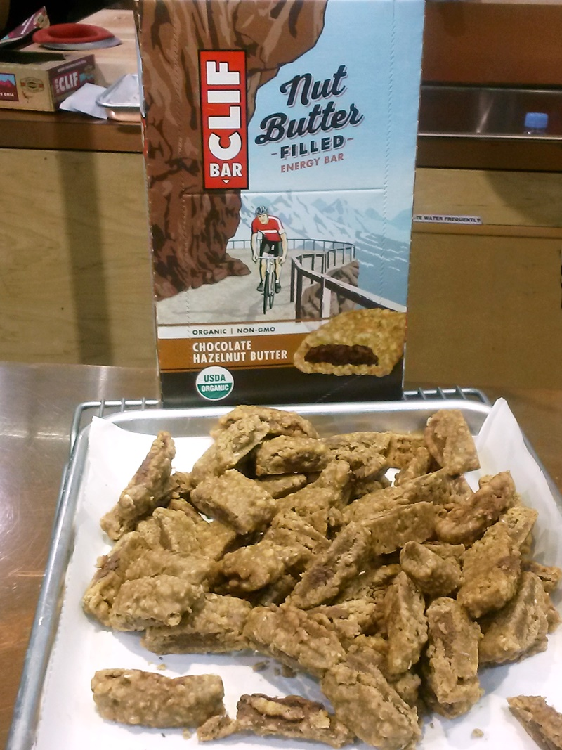 The Top New Dairy Free Products to Watch For: #6 - Clif Bar Nut Butter Filled Bars (pure genius!)