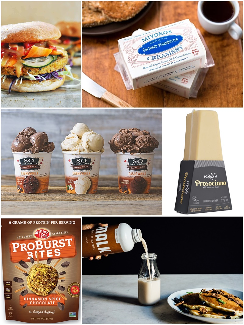 The Top 10 New Dairy Free Products to Watch For this Year