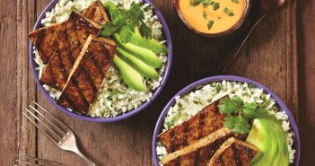 Grilled Balsamic Tofu