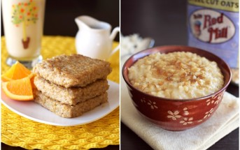 Steel Cut Oatmeal Griddle Cakes (Maple & Brown Sugar!) with the Best Steel Cut Oatmeal Recipe - Dairy-free, gluten-free, vegan, allergy-friendly recipe.