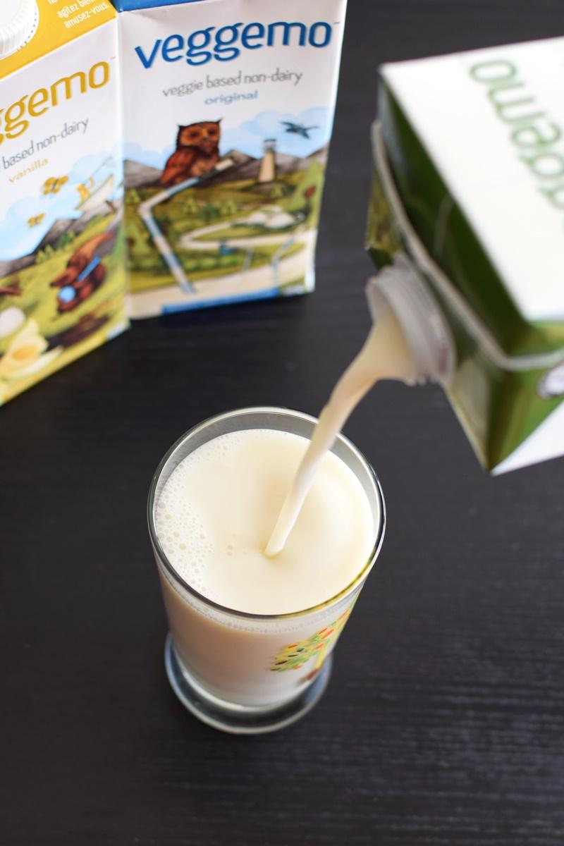 Veggemo Non-Dairy Milk Beverage - A veggie-based option that is creamy, drinkable, and higher in protein. Dairy-free, vegan, gluten-free, top allergen-free.