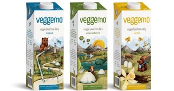 Veggemo Non-Dairy Milk Beverage - A veggie-based option that is creamy, drinkable, and higher in protein. Dairy-free, vegan, gluten-free, top allergen-free.