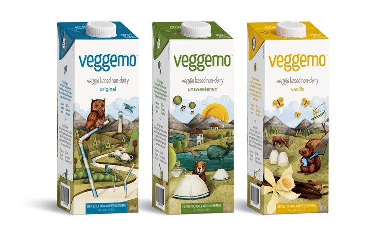Veggemo Veggie Based Non Dairy Milk Beverage Review