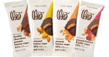 Theo Peanut Butter Cups Reviews and Info - Four Vegan, Soy-Free Varieties!