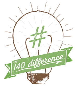 The 140 Difference Contest - $100,000 in Micro-Grants for Your Bright Ideas in Sustainability, Plant-Based Foods, Animal Welfare or Food Allergies via the #WorldsShortestGrant Application!