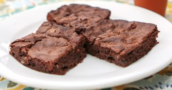 Divvies Brownies - Dairy-free, egg-free, nut-free and vegan (made in their dedicated allergen-safe bakery)