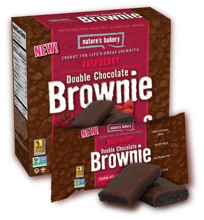 Natures Bakery Brownies 2