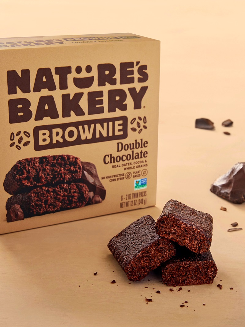 Nature's Bakery Brownies Reviews and Info - Vegan, dairy-free, nut-free, soy-free - replacing their previous line of brownie bars