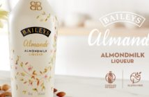 Baileys Almande Almondmilk Liqueur - the first dairy-free cream liqueur from Baileys is here!