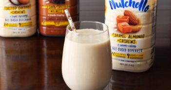 Nutchello - indulgent dairy-free, nut-based milk beverages from Silk!