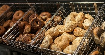 Tompkins Square Bagels in NYC is a haven for dairy-free, gluten-free and vegan options (even tofu cream cheese!)
