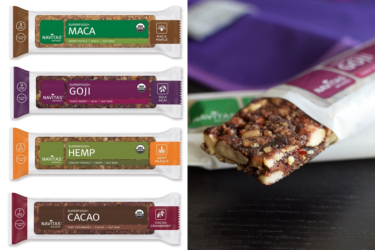 Navitas naturals superfood bars review go dairy free for Superfood bar