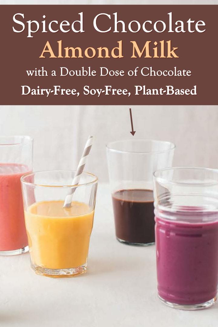 Spiced Chocolate Almond Milk Recipe