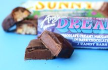 Amy's Organic Candy Bars - Vegan Versions (Dairy-Free, Gluten-Free Dreamy & Sunny)