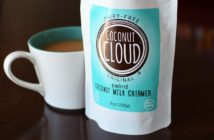 Coconut Cloud Dairy-Free Powdered Coconut Milk Creamer (Review) - vegan, gluten-free, natural and portable