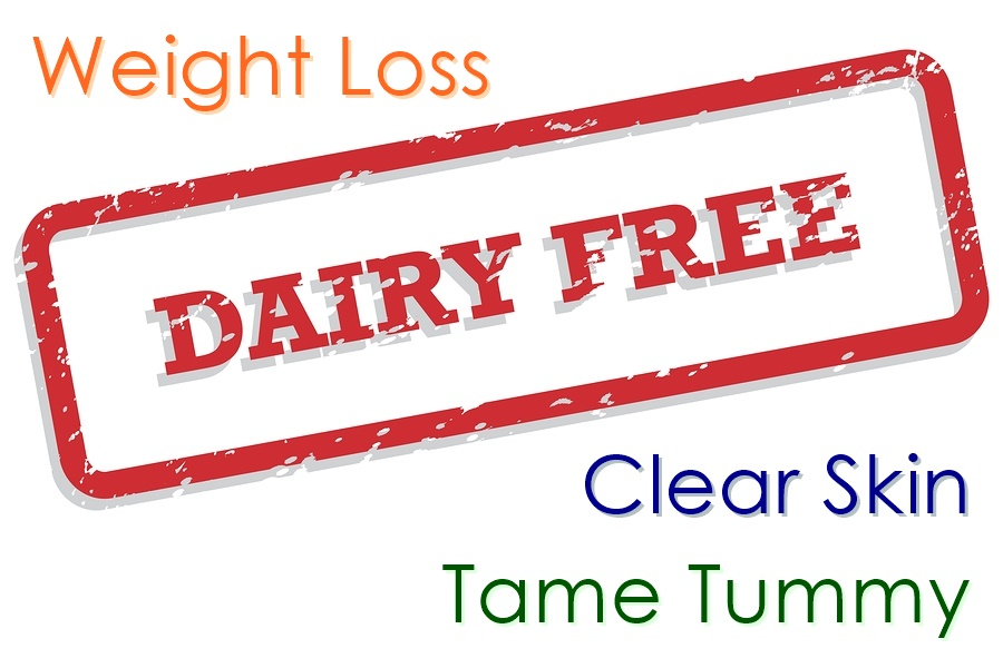 Personal Story: Dairy Free for 10 Months and felt better, lost over 30 lbs (without adding exercise!) and banished acne.