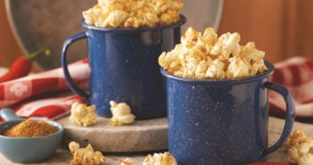 Barbecue Popcorn Seasoning Mix Recipe - easy & flavorful!