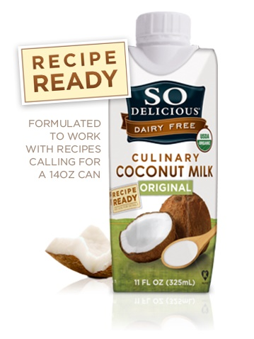 My current holy grail for coconut milk!