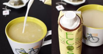 Ecos Virgin Coconut Creamer - a truly dairy-free, soy-free, vegan coffee & tea creamer made almost purely of coconut!