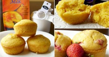 Pamela's Cornbread Muffins: Dairy-Free Buttermilk & Strawberry Vanilla Recipe Variations - shortcut gluten-free recipes