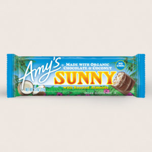 Amy's Organic Candy Bars Reviews and Info - Vegan and Dairy-Free Varieties
