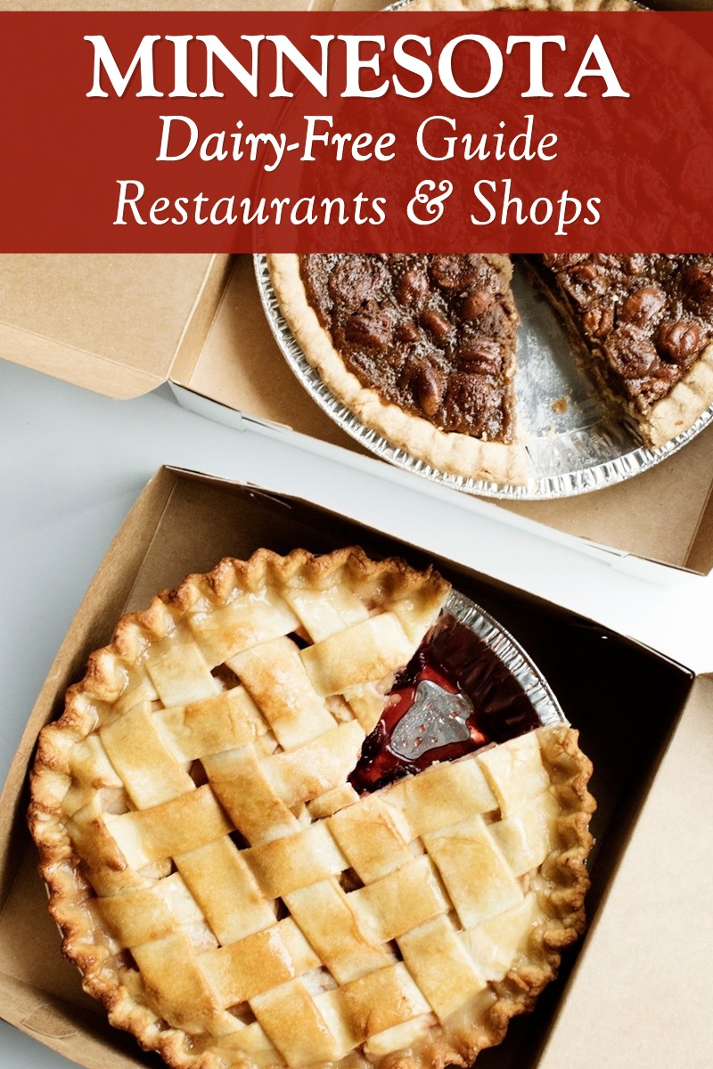 Dairy-Free Minnesota: Recommended Restaurants & Shops with Vegan and Gluten-Free Options