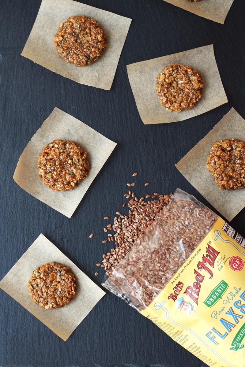 No Bake Power Cookies Recipe - rich in healthy vegan, gluten-free ...