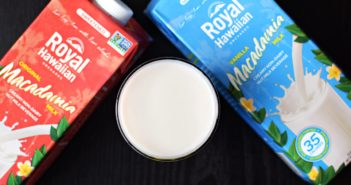Royal Hawaiian Orchards Macadamia Milk - Creamy non-dairy nut milk beverages (dairy-free, soy-free & vegan)