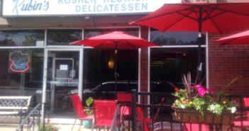 Rubin's Kosher Restaurant Delicatessen in Brookline, MA is a dairy-free haven