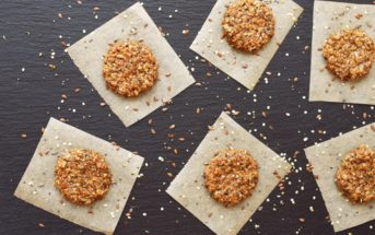 No Bake Power Cookies Recipe - rich in healthy vegan, gluten-free, dairy-free ingredients (freezer-friendly!)