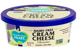Follow Your Heart Dairy Free Cream Cheese Alternative Reviews and Info