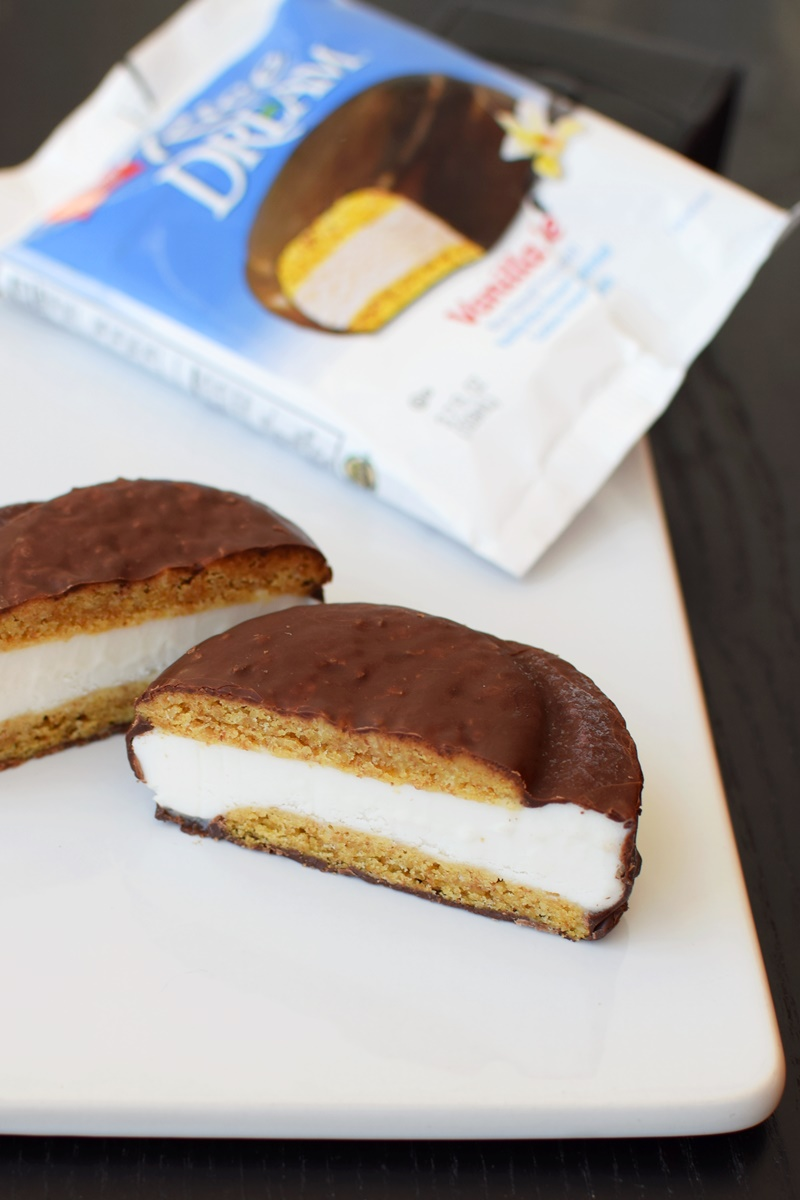Rice Dream Pies - dairy-free ice cream sandwiches! (vegan, plant-based)