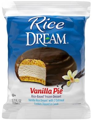 Rice Dream Pies - dairy-free ice cream sandwiches! (vegan, plant-based)