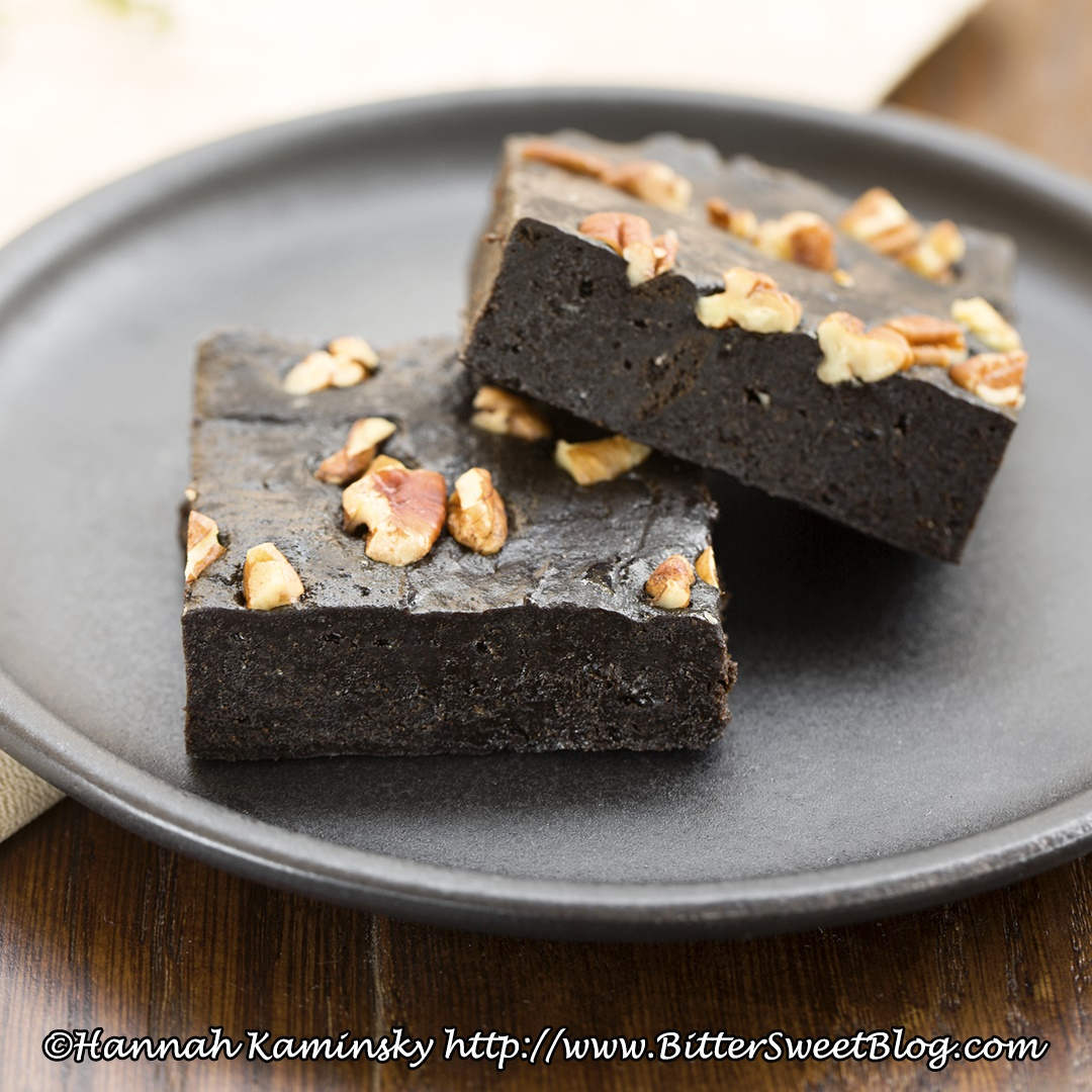 Coconut Milk Dairy Free Frozen Dessert Recipes - Vegan Instant Brownie Fudge Bars (pictured)