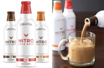 Califia Nitro Cold Brew Coffee Drinks with Almondmilk - creamy dairy-free lattes with a micro-foam experience (vegan, soy-free)