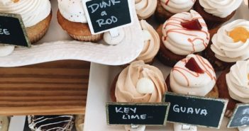 Parlour Vegan Bakery in Plantation & Boca Raton Florida offers Daily Cupcakes, Donuts, and Empanadas with many gluten-free options