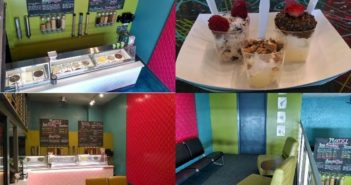 Wilton Creamery in Wilton Manors, FL offers Creamy Vegan Ice Cream (coconut-based) and Sorbets