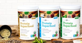 Amazing Grass Protein Superfood (Review) - Dairy-Free, Plant-Based and Organic