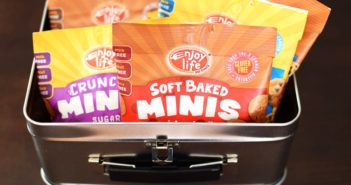 Enjoy Life Minis Cookies - Single-serve packs, gluten-free, dairy-free, allergy-friendly Soft Baked and Crunchy varieties
