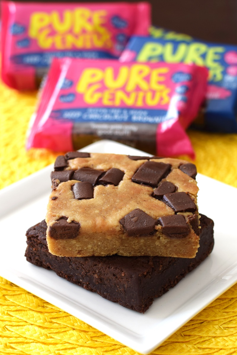 Pure Bar Chocolate Brownie Review