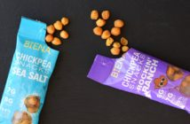 Biena Chickpea Snacks (Review) - Dairy-Free Rockin' Ranch, Vegan Cinnamon Crunch & more (all gluten-free)