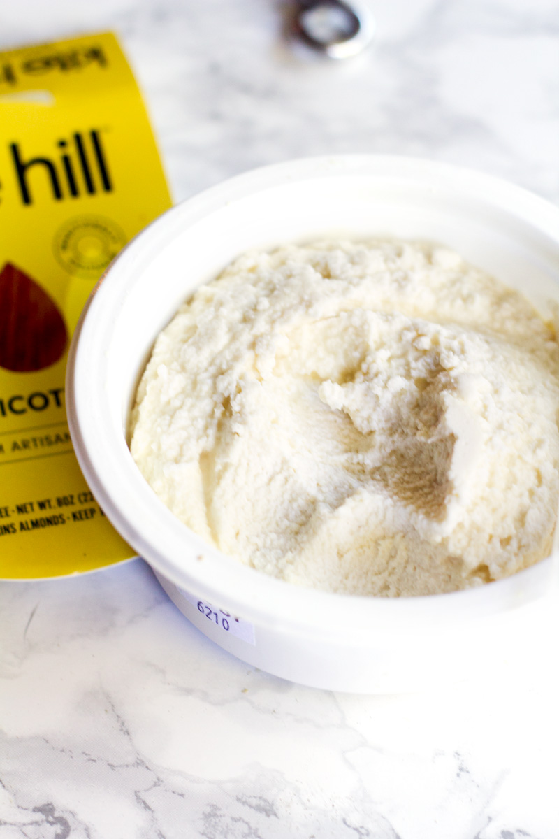 Kitehill Ricotta (review) - a delicious dairy-free and vegan almond based ricotta cheese alternative
