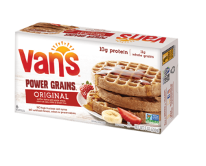 Van's Frozen Waffles: Dairy-Free Whole Grains and Organic Varieties