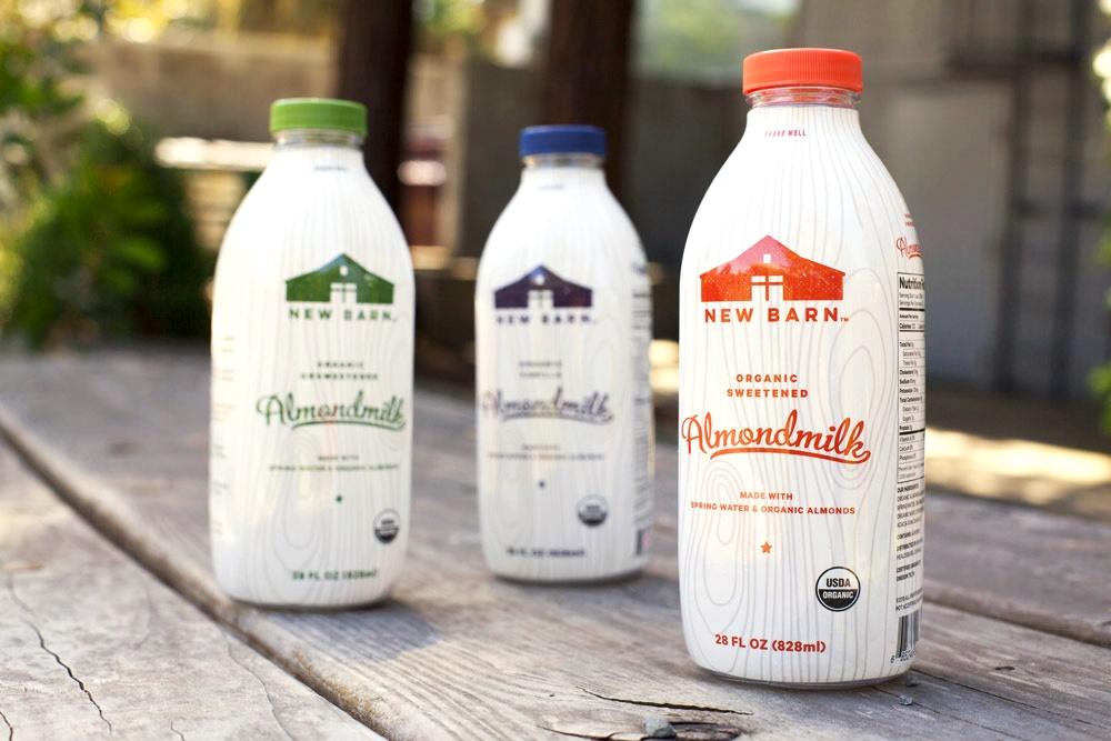 New Barn Almondmilk Review Organic Dairy Free