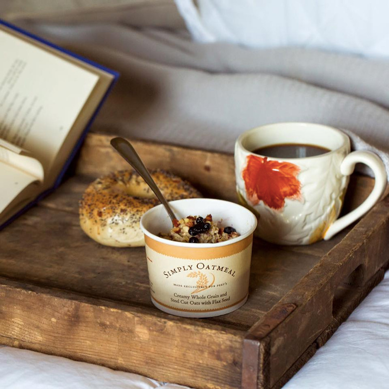 Peet's Coffee & Tea Dairy-Free and Vegan Guide
