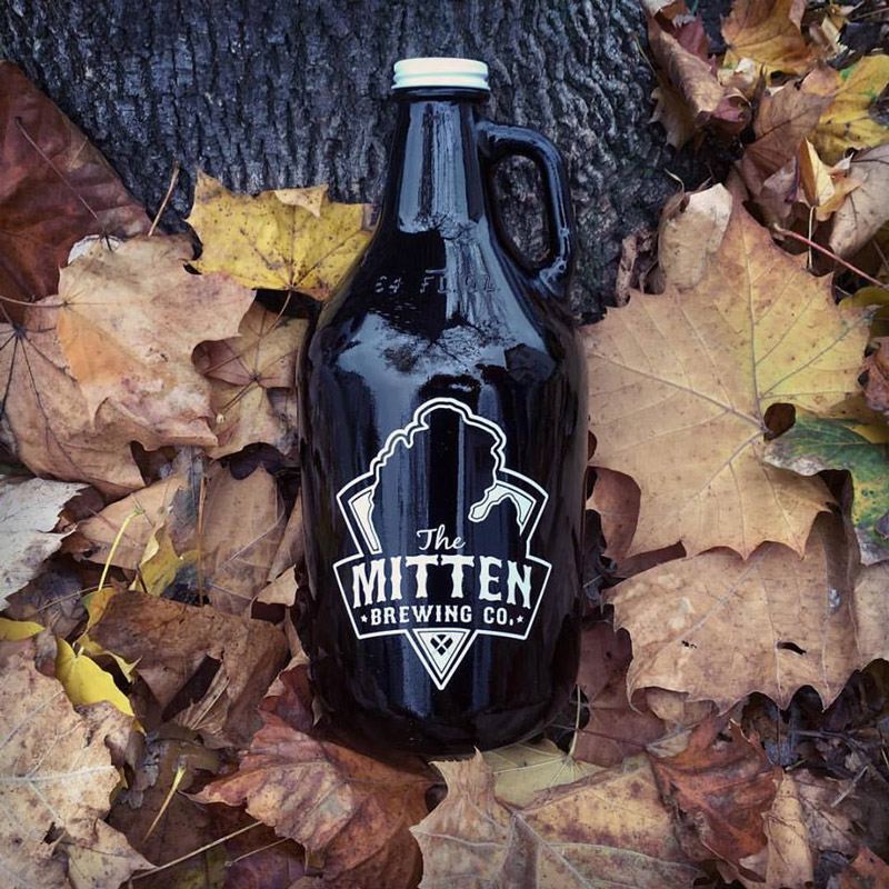 The Mitten Brewing is serving up unique craft beer and a separate full vegan menu in Grand Rapids, MI