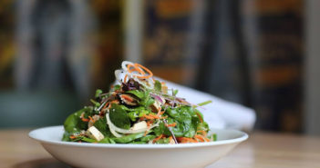 Heirloom Vegetarian is dedicated to bringing you high quality and ethical vegetable-centric dishes in Vancouver, BC