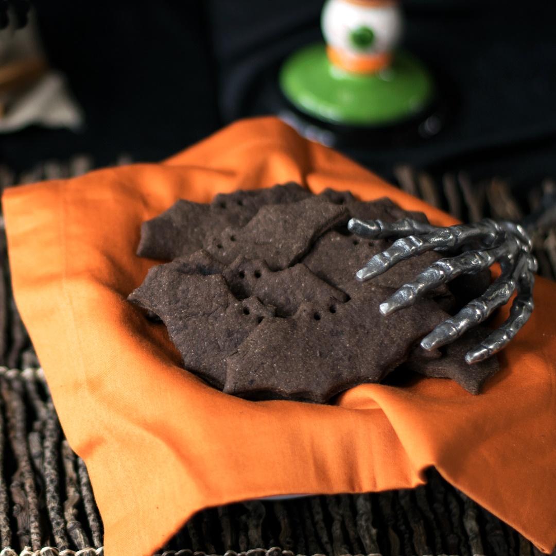 Vegan Chocolate Graham Crackers Recipe (Dairy-Free)