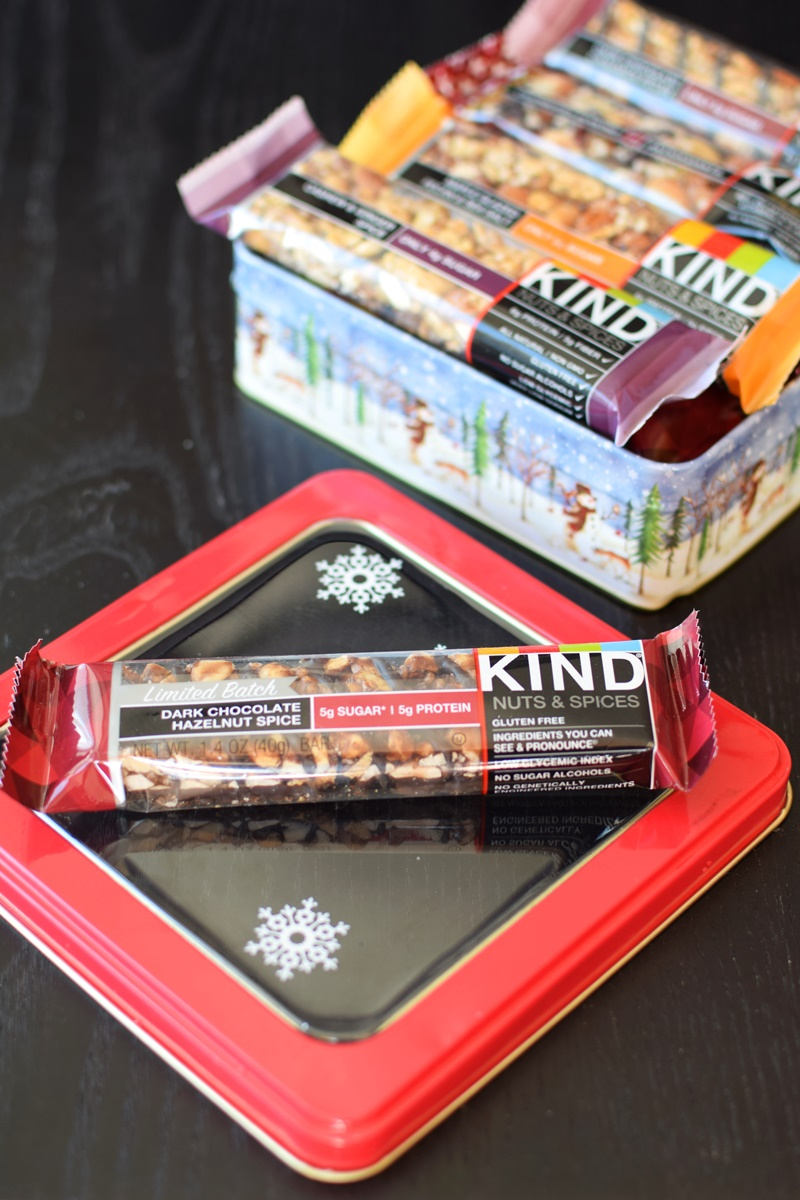 Holiday-Inspired Kind Bars - includes year-round dairy-free flavors and Limited Edition
