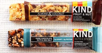 Kind Bars (Review) - So many flavors, all gluten-free, most dairy-free!